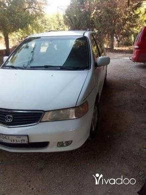 Honda in Zgharta - سياره هونده