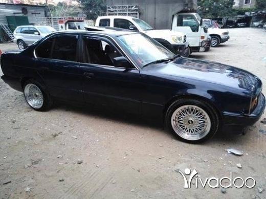 BMW in Tripoli - Syara