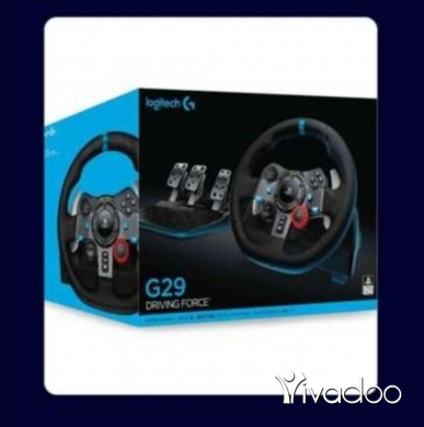 Video Games & Consoles in Beirut City - Open box Logitech G29 Racing wheel