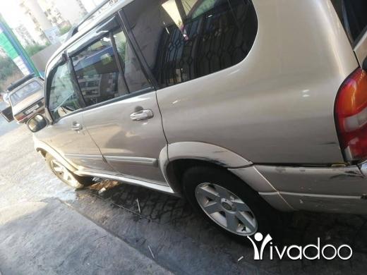 Suzuki in Tripoli - جيب سوزوكي ٢٠٠٢