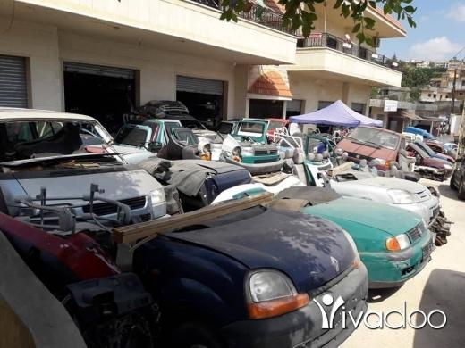 Replacement Parts in Maarakeh - محلات خليل مبيع قطع ربيدات وفانات vw t4 والجنوطه والدواليب
