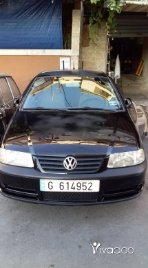 Volkswagen in Tripoli - golf