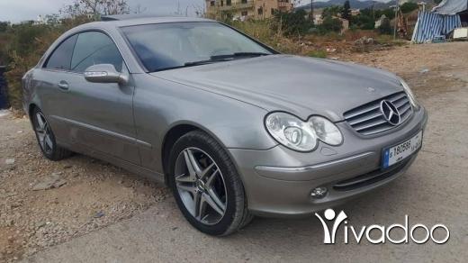 Mercedes-Benz in Damour - Clk 320 model 2004