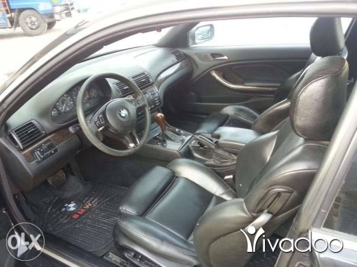 BMW in Tripoli - Bmw newboy coupe 325ic