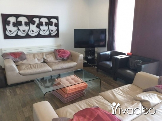 Apartments in Ain Saadeh - A 200 m2 apartment having an open sea view for sale in Ain Saade