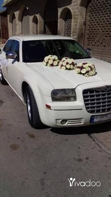 Cadillac in Port of Beirut - للجادين فقط كرايسلر موديل2005