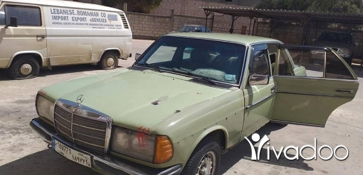 Mercedes-Benz in Tripoli - سيارة لف للبيع