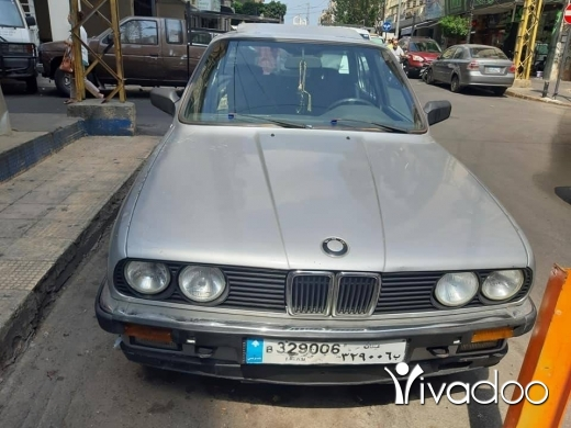 BMW in Tripoli - Bmw 1986