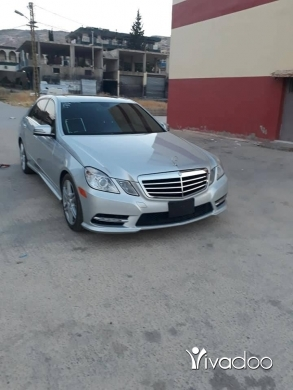 Mercedes-Benz in Port of Beirut - E350 2010