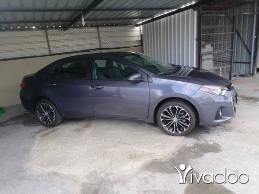 Toyota in Port of Beirut - Toyota Corolla 2016