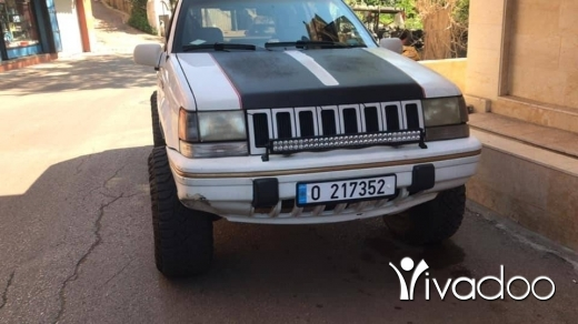 Jeep in Zouk Mosbeh - Grand sheerok for sale