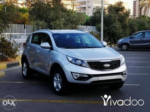 Kia in Beirut City - Kia sportage 2016 4WD