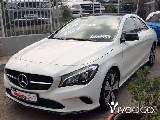Mercedes-Benz in Bouchrieh - Mercedes CLA 2017