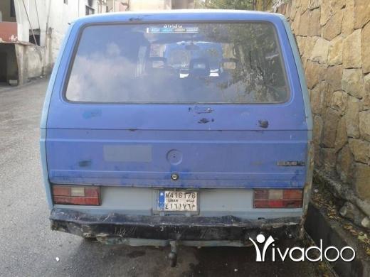 Vans in Bakhoun - van