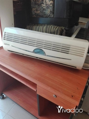 Air Conditioners & Fans for Sale in Tripoli - مكيف 12 نضيف ماركة كولدن نضيف