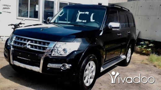 Mitsubishi in Beirut City - pajero 2015 low milage like new