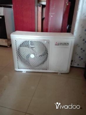 Air Conditioners & Fans for Sale in Tripoli - مكيف 12 نضيف ماركة كولدن