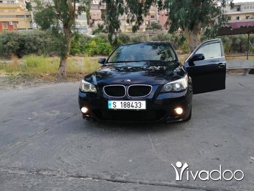 BMW in Haret Saida - سيارة BMW E60