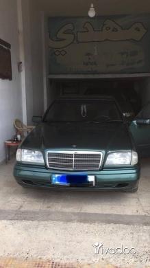 Mercedes-Benz in Port of Beirut - C180model. 95