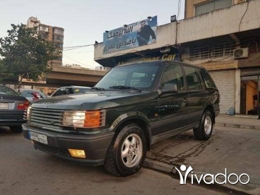 Rover in Tripoli - .
