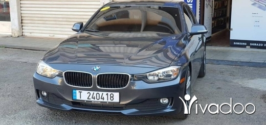 BMW in Tripoli - Bmw F30