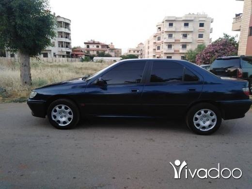 Peugeot in Taalabaya - بيجو ٤٠٦ انقاض اتوماتيك مفولي اربع سيلندر