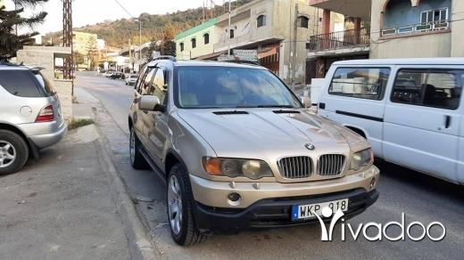 BMW in Tal Bireh - X5 bmw