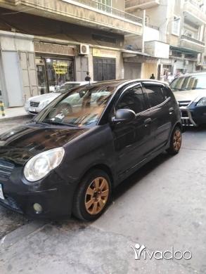 Kia in Tripoli - كيا بيكانتو موديل ٢٠٠٧