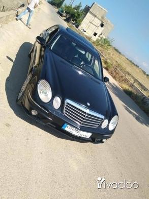 Mercedes-Benz in Tripoli - ٢١١ mecedes