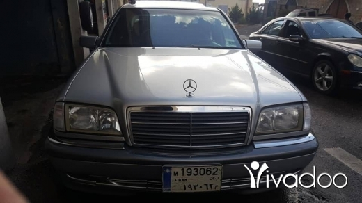 Mercedes-Benz dans Tripoli - fuul m 2000 mercedes