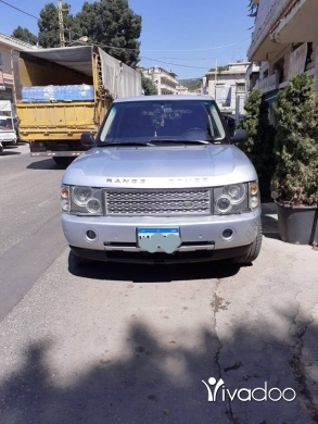 Rover in Bsaba - Range rover model 2004