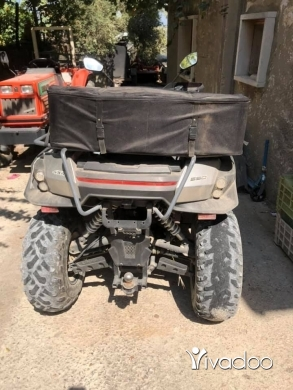 بروسا في البترون - ATV linhay 2016 550 cc