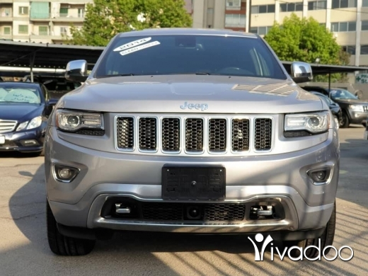 Jeep in Beirut City - 2014 Overland V6 4x4 Clean carfax
