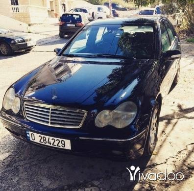 Mercedes-Benz in Beirut City - Mercedes c200