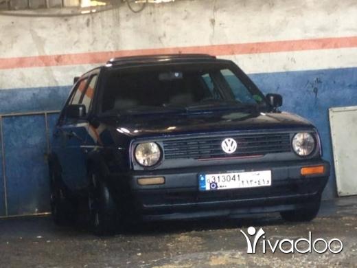 Volkswagen dans Al Beddaoui - غولف ٢