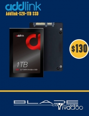 Other in Beirut City - Addlink S20 SATA III 6Gb/s SSD