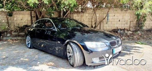 BMW in Beirut City - BMW 335i convertible