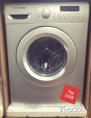 Washing Machines in Beirut City - لاتومتيك صار بسعر العادي عنا