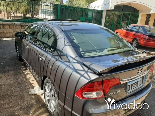 Honda in Beirut City - Hounda civic