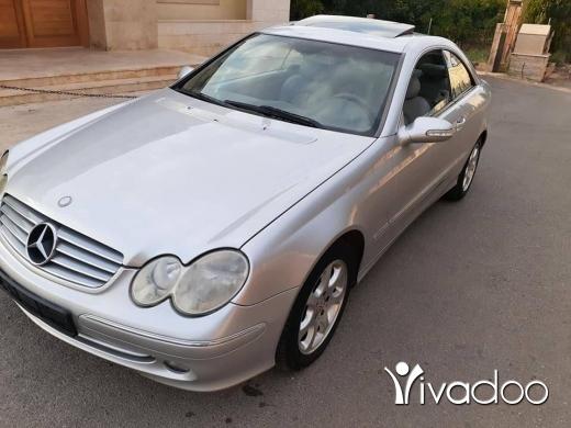 Mercedes-Benz in Beirut City - clk 320 mod 2003