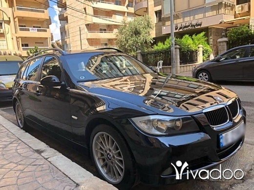 BMW in Beirut City - Bmw 320 Model 2006 ful Panoramic