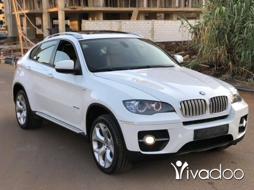 BMW in Beirut City - Bmw X6 model 2008 كامل الموصفات