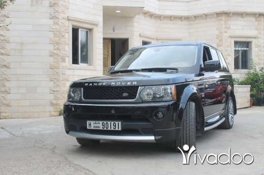 Land Rover in Beirut City - Super charge
