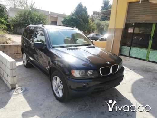 BMW in Beirut City - Bmw x5 model 2003