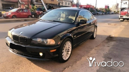 BMW in Beirut City - for sale 325 mod 2001 tel 70725188 03252302