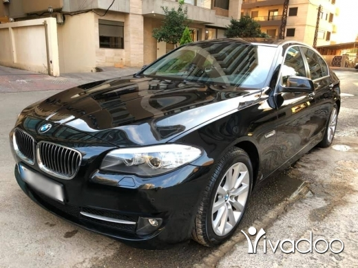 BMW in Beirut City - Bmw 523 model 2010 full clean car