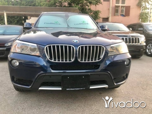 BMW in Beirut City - bmw x3 2011 clean carfax