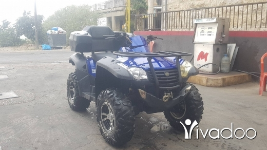 Other Motorbikes in Beirut City - cf moto atv 500cc 2013