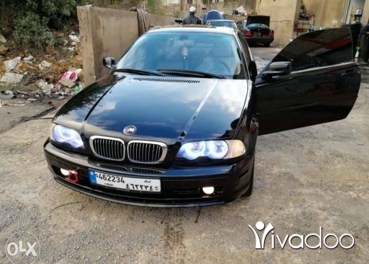 BMW in Beirut City - bmw newboy 325Ci