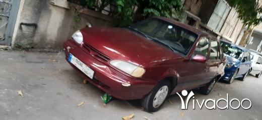 Daewoo in Beirut City - Daewoo racer